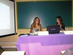 Presentación en el Centro de la Mujer 10-03-2011