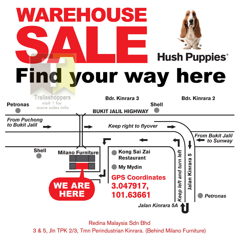 Hush Puppies Warehouse Sale 2016 2015