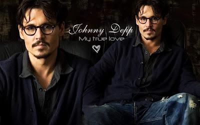 Johnny Depp My True Love Wallpapers