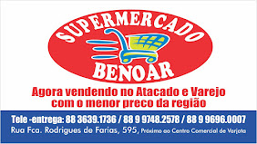 SUPERMERCADO BENOAR EM VARJOTA