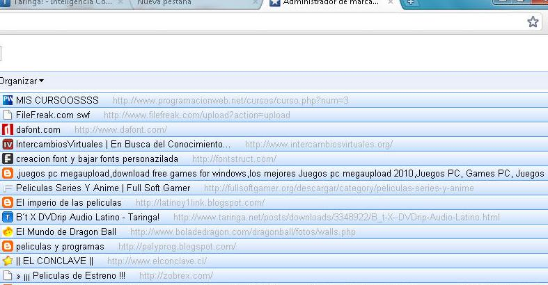 exportar favoritos google chrome