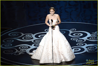 Jennifer Lawrence Oscars 2013 Hot Candy Girls