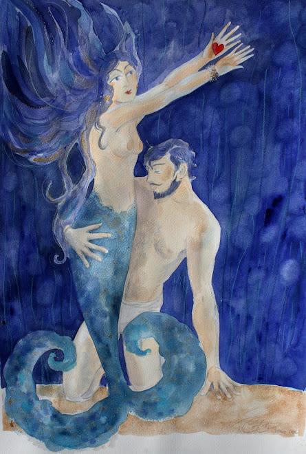 """"""" La sirène et le marin """""""