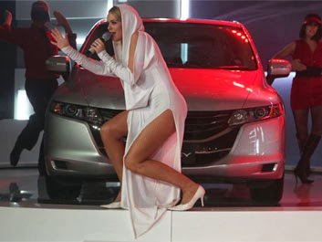 Aksesoris Honda Odyssey Bandung