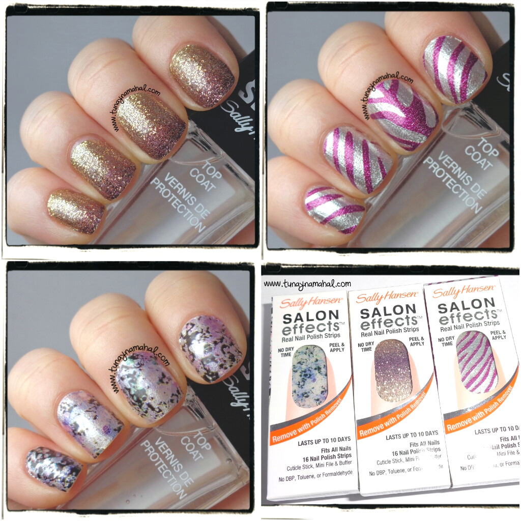 Review sally hansen salon effects tunay na mahal mainly because you get instant gratification with nail art without all the mess that comes with doing it yourself solutioingenieria Images