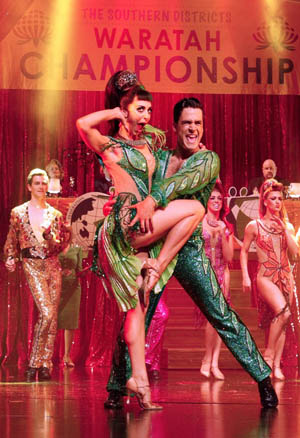 strictly ballroom related text into Fran seems out of place and it becomes apparent that she will never fit into the world of ballroom strictly ballroom and the related english strictly ballroom.
