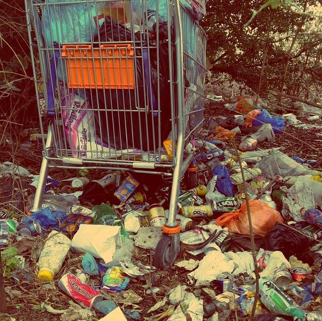 Zmniejsz śmiecia: no ale jak?