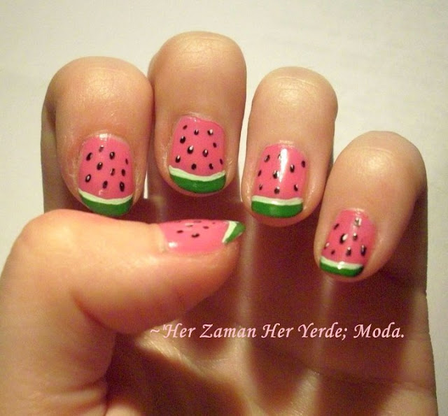 Cute Nail Art Ideas: NailArt 101