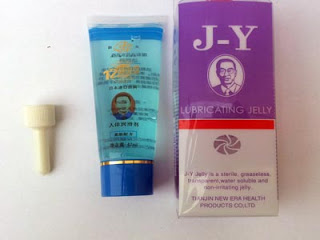 Pelicin Vagina JY Lubricating Jelly