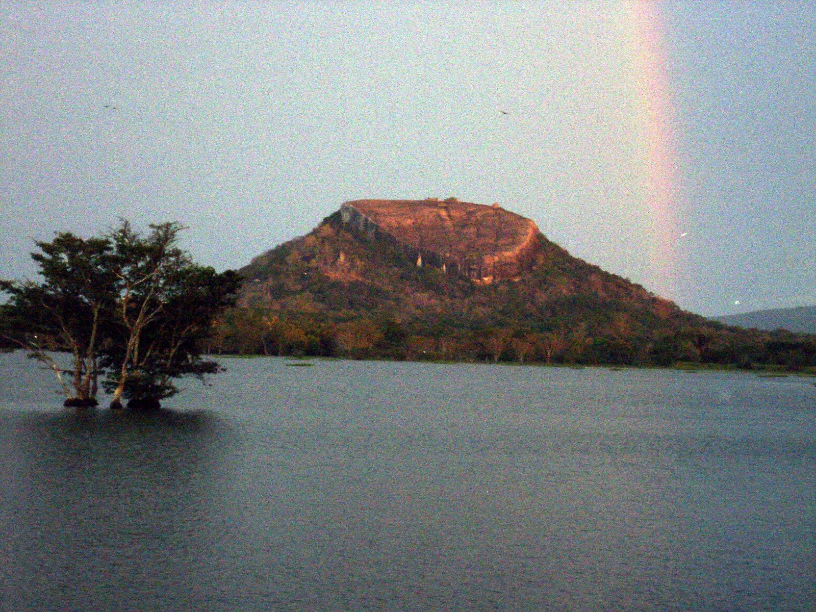 Discover Sri Lanka- Pidurangala- King Kashyapa's Temple