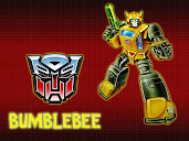 #9 Bumblebee Wallpaper