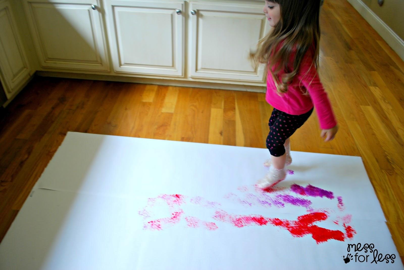 paint stomp