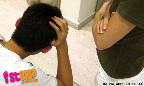 of The Open Closet: Boy gets FREE hair cut from Springfield Sec School