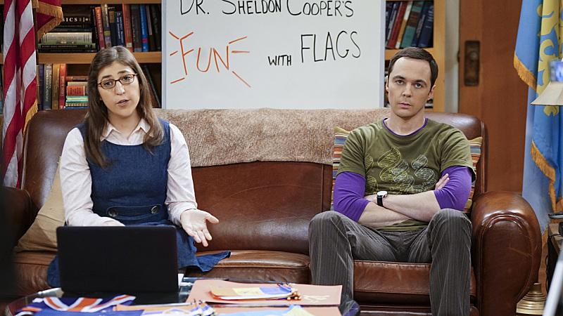 The Big Bang Theory - Episode 9.15 - The Valentino Submergence - Promotional Photos