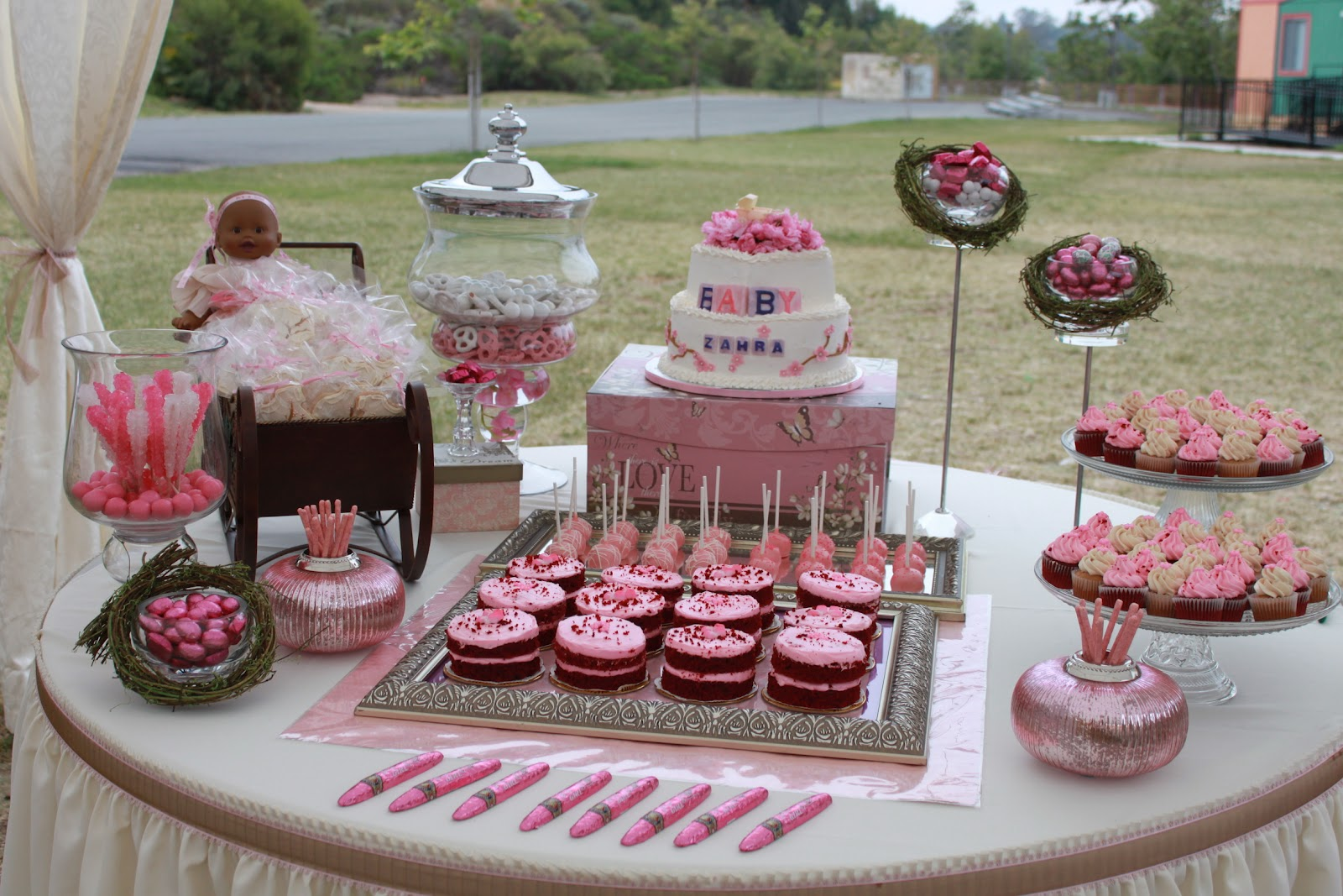 Baby Shower Food Ideas Baby Shower Food Pink