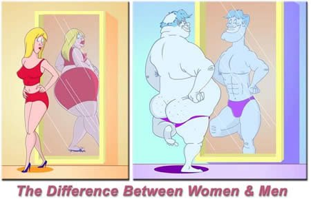 Difference Between Man & Women