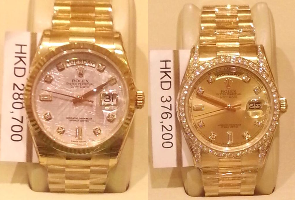 rolex watches for womens with price list