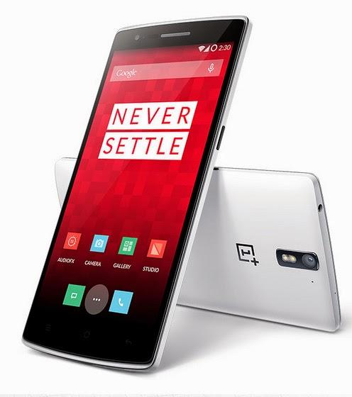 Nuevo Smartphone de la marca OnePlus.