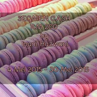 Segmen Cash RM200 by Inani Hazwani