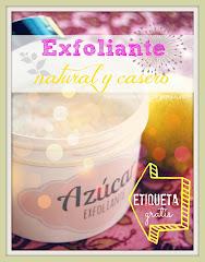 Exfoliante casero y natural
