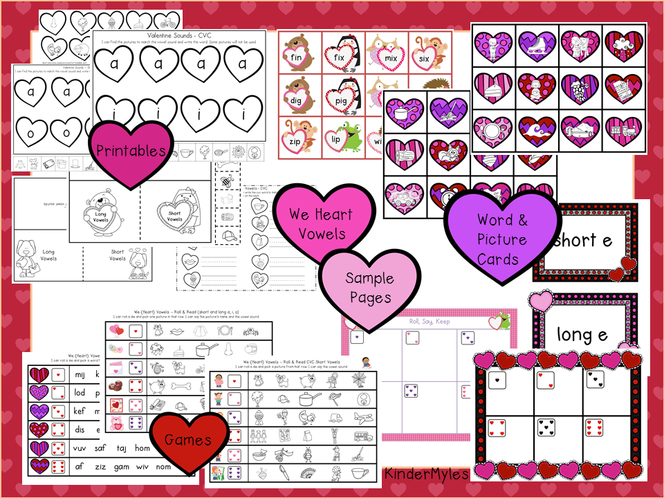 http://www.teacherspayteachers.com/Product/We-Heart-Vowels-Short-and-Long-Sorts-and-Games-1078968