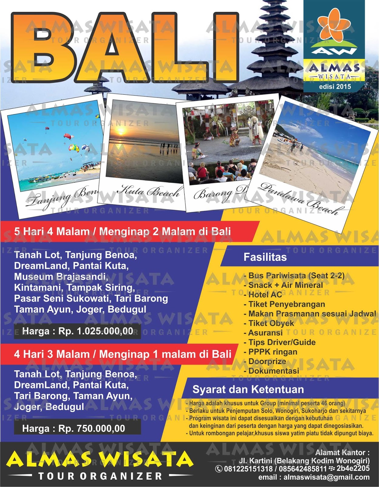 Tour And Travel Batam