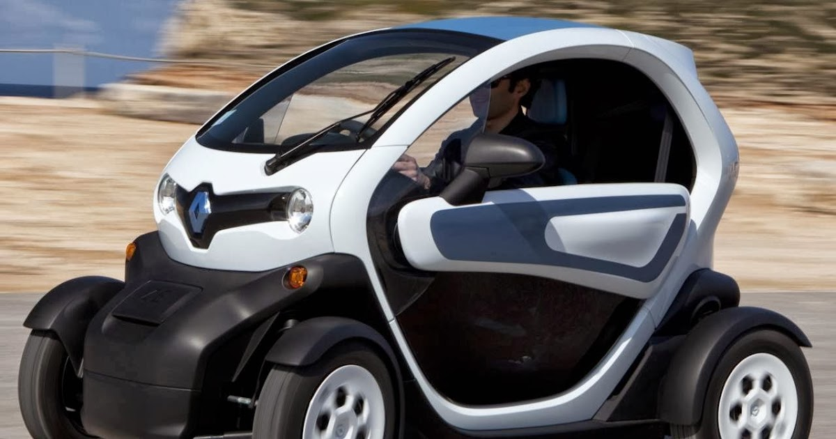 Renault Twizy será produzido no Brasil