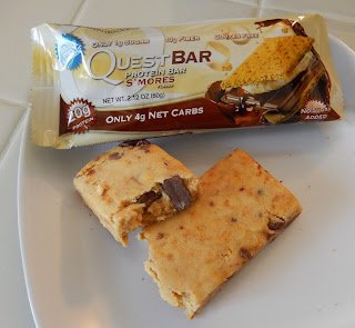 Quest%2BProtein%2BBar%2BSmores%2BS%2527mores%2BNutrition%2BEggface Weight Loss Recipes Post Weight Loss Surgery Menus: A day in my pouch