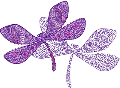 Ageless Embroidery Designs