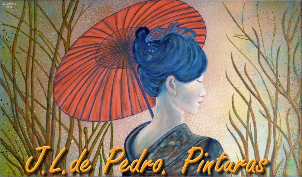 J.L. de Pedro Sanz. Pinturas
