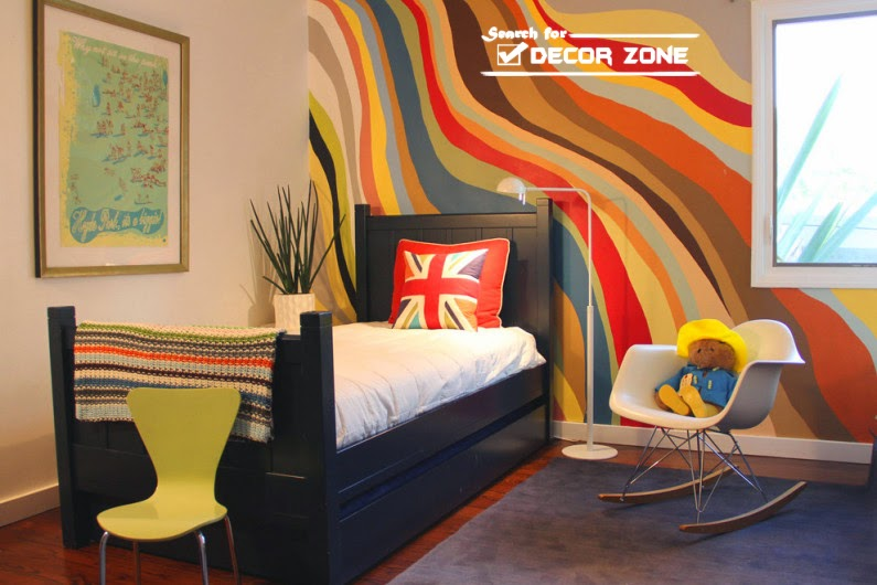 Wall Painting Techniques And Ideas For Modern Home - Wall painting techniques