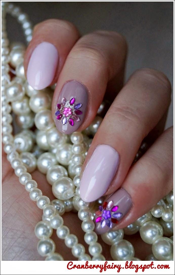 elegancki manicure