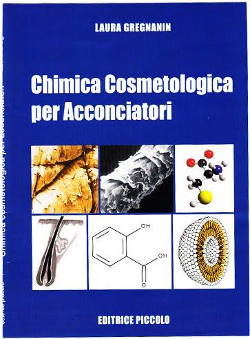 LIBRO DI CHIMICA COSMETOLOGICA PER ACCONCIATORI