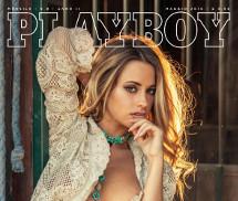 Giada Sciortino Playboy Itália Maio 2016