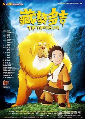 Chó Ngao Tây Tạng - The Tibetan Dog ...