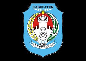 Kabupaten Kubu Raya Logo Vector download free