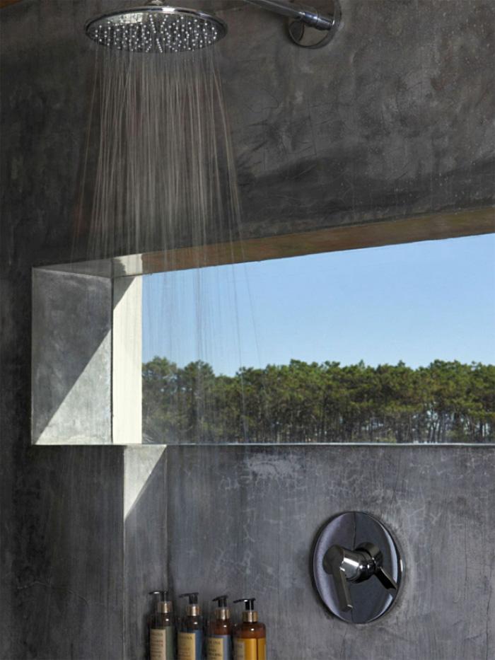 Baños Microcemento Gris ~ Dikidu.com