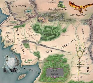 Средиземье Эпоха Сражений