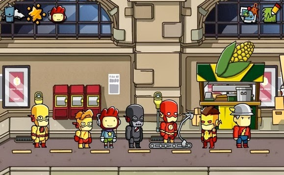 Scribblenauts Unmasked A DC Comics Adventure PC Screenshot 05