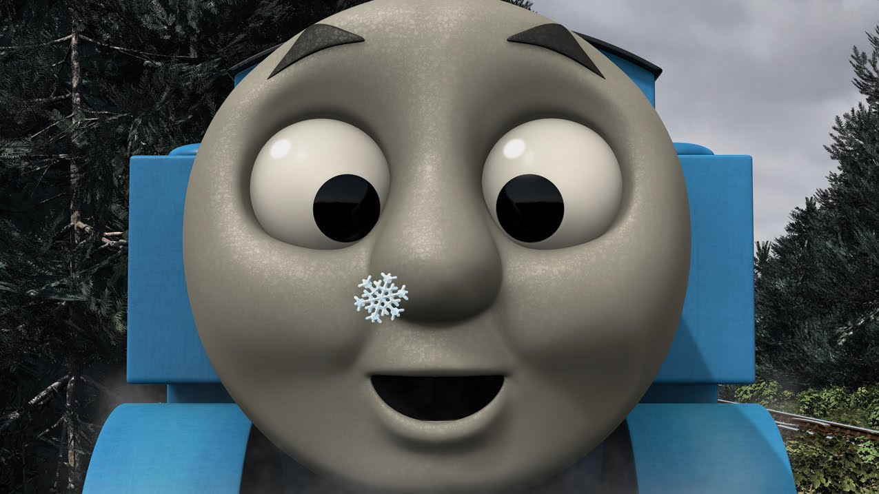 Thanks, Mail Carrier | Thomas & Friends: Merry Christmas, Thomas ...
