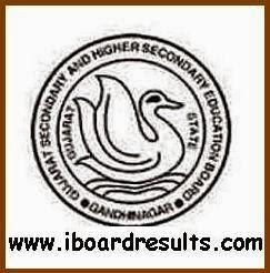 Gujarat State Board Date Sheet