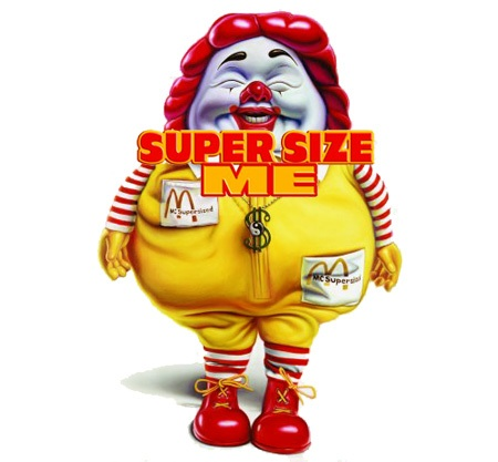 satirical viewpoint on obesity english fall  super size me1 jpg