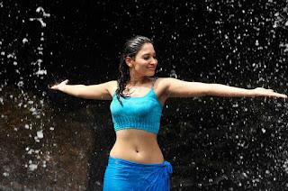 Tamanna Bhatia rain drop pictures