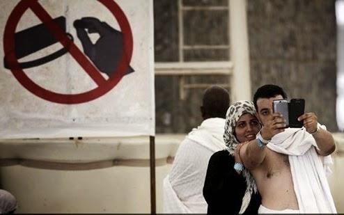 Selfie di Mekah bukan satu perkara yang berdosa Imam Muda Asyraf