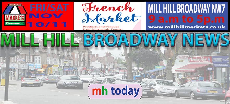 Broadway Blog | NEWS | Mill Hill Barnet | NW7