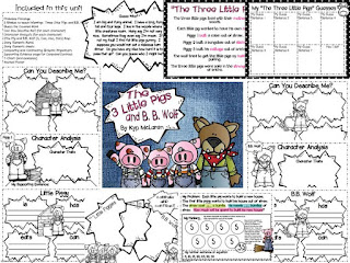 https://www.teacherspayteachers.com/Product/The-3-Little-Pigs-and-BB-Wolf-195321