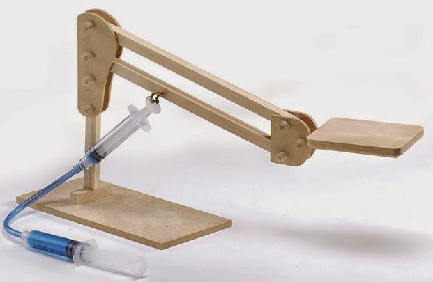 Cara membuat robot arm sederhana belajar