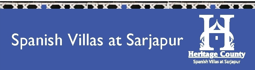 villas in sarjapur road