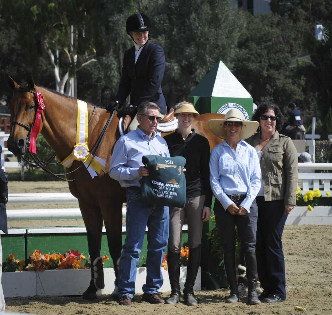 Shadowbrook Stables Results 2011