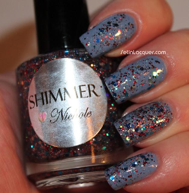 Shimmer Polish - Nichole